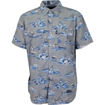 AFTCO AFTCO Boatbar Tech Short Sleeve Shirt