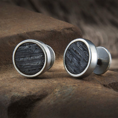 Gent Heritage Handcrafted Whiskey Cufflinks