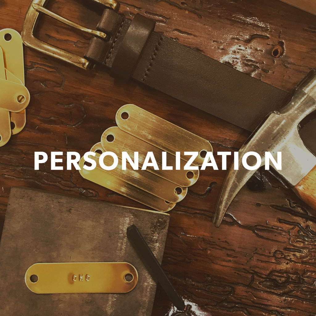 The Sporting Gent Personalization Fee