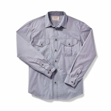 Filson Filson Feather Cloth Long Sleeve Shirt