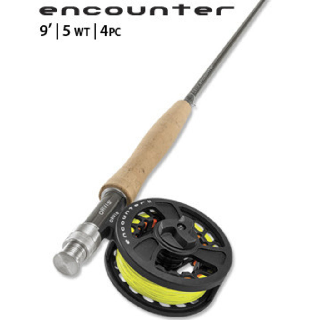Orvis Orvis Encounter Outfit 9' 5wt