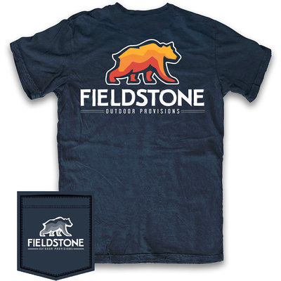 Fieldstone Outdoor Provisions Co. Fieldstone Mountain Bear Short Sleeve Tee