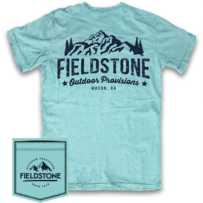 Fieldstone Outdoor Provisions Co. Fieldstone Backwoods Short Sleeve Tee