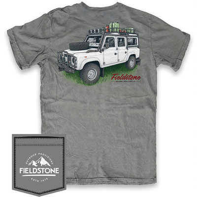 Fieldstone Outdoor Provisions Co. Fieldstone 110 Defender Short Sleeve Tee