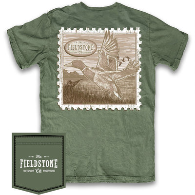 Fieldstone Outdoor Provisions Co. Fieldstone Stamp Short Sleeve Tee