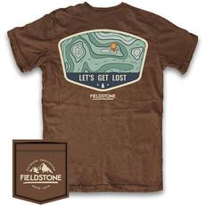 Fieldstone Outdoor Provisions Co. Fieldstone Let's Get Lost Short Sleeve Tee