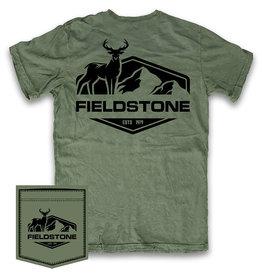Fieldstone Outdoor Provisions Co. Fieldstone Buck Short Sleeve Tee