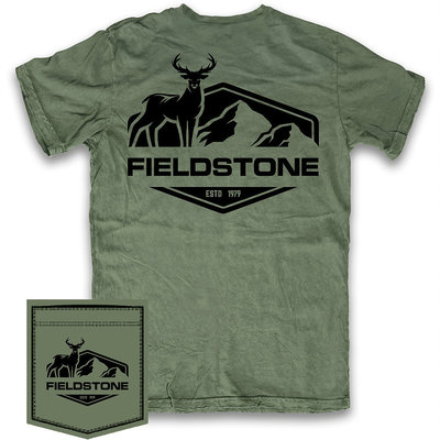 Fieldstone Outdoor Provisions Co. Fieldstone Buck Short Sleeve Tee