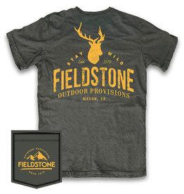 Fieldstone Outdoor Provisions Co. Fieldstone Trophy Deer Short Sleeve Tee