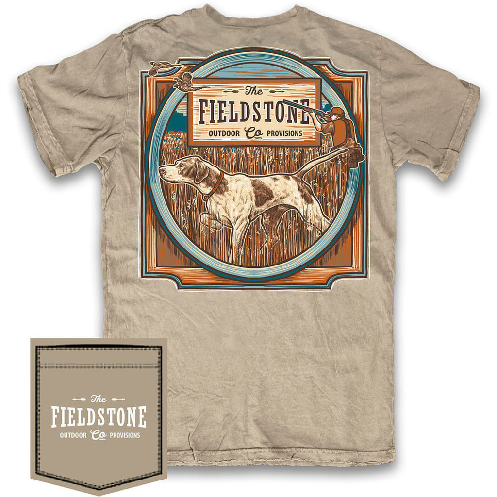 Fieldstone Outdoor Provisions Co. Fieldstone Quail Hunt Short Sleeve Tee