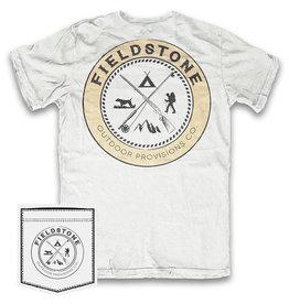 Fieldstone Outdoor Provisions Co. Fieldstone Outdoors Crest Short Sleeve Tee