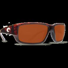 Costa Del Mar Costa Fantail Tortoise Copper 580P