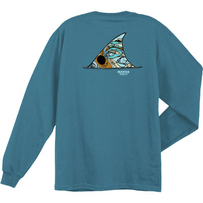Marsh Wear Marsh Wear Tailer Long Sleeve Tee
