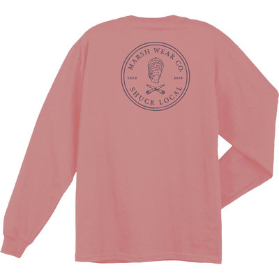 Marsh Wear Marsh Wear Shuck Local Long Sleeve Tee