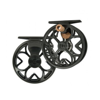 Ross Reels Ross Reels Colorado LT - 4/5 Reel - Matte Black