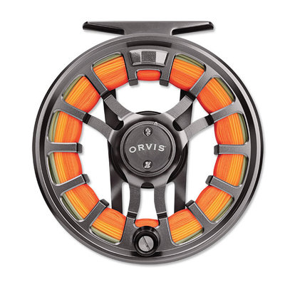 Orvis Orvis Reel, Hydros SL IV, 7-9 Line Weight - Black Nickel