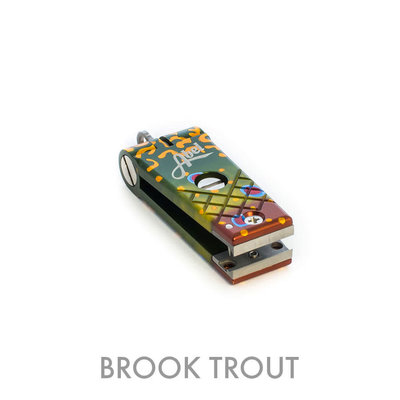 Abel Reels Abel Reels Nipper - Brook Trout