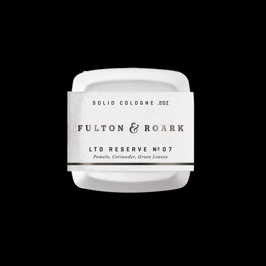 Fulton & Roark Fulton & Roark Solid Cologne - Mahana