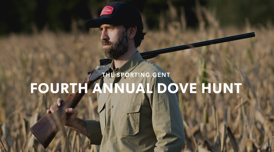 4th Annual Dove Hunt