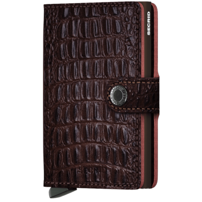 Secrid Secrid Miniwallet Nile Brown