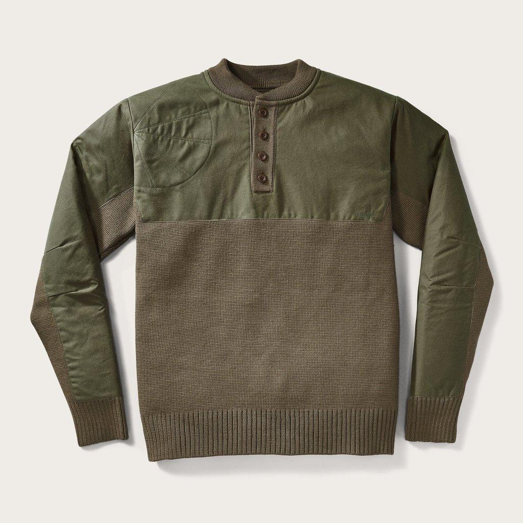Filson Filson Henley Guide Sweater