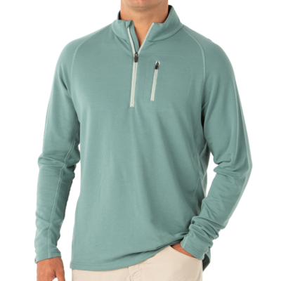 Free Fly Apparel Free Fly Bamboo Fleece 1/4 Zip