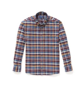 The Sporting Gent TSG Button Down Flannel Shirt