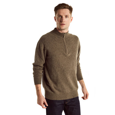 Dubarry Dubarry Mullen Half-Zip Sweater