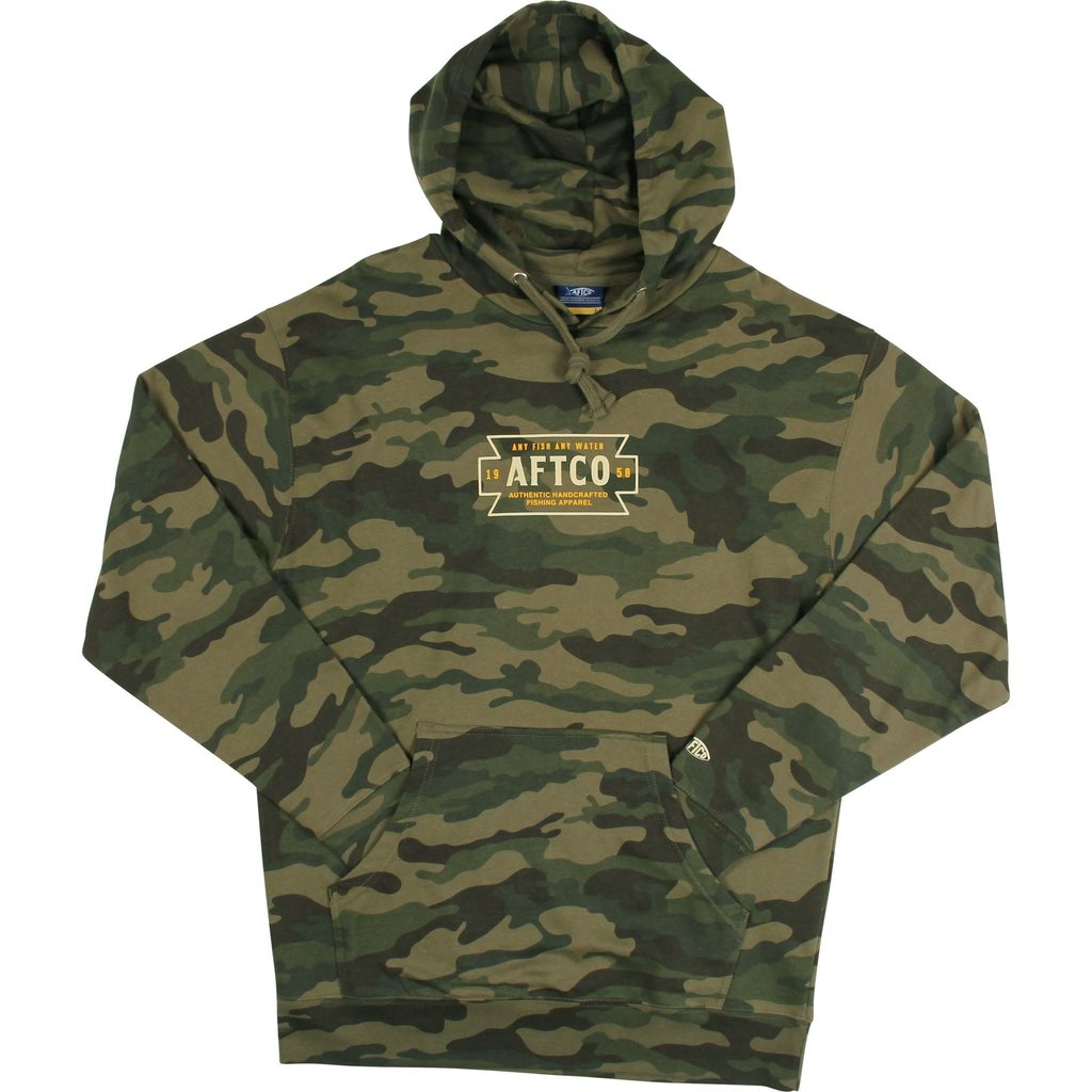 AFTCO AFTCO Stencil Pullover Hoodie