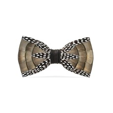 Brackish Brackish Grey Wolf Bow Tie
