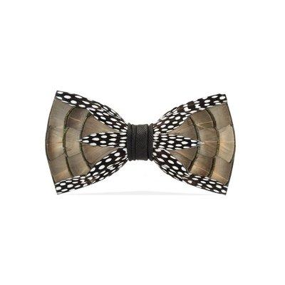 Brackish Brackish Grey Wolf Bow Tie