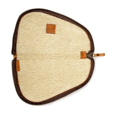 Mission Mercantile White Wing Waxed Canvas Pistol Case