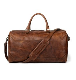 Mission Mercantile Mission Mercantile Benjamin Leather Duffle