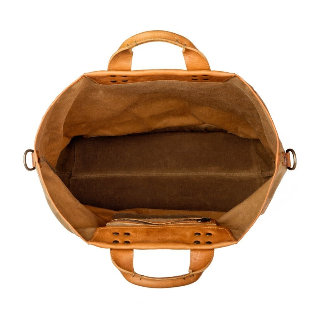 Mission Mercantile Mission Mercantile Heritage Waxed Canvas Ice Block Bag