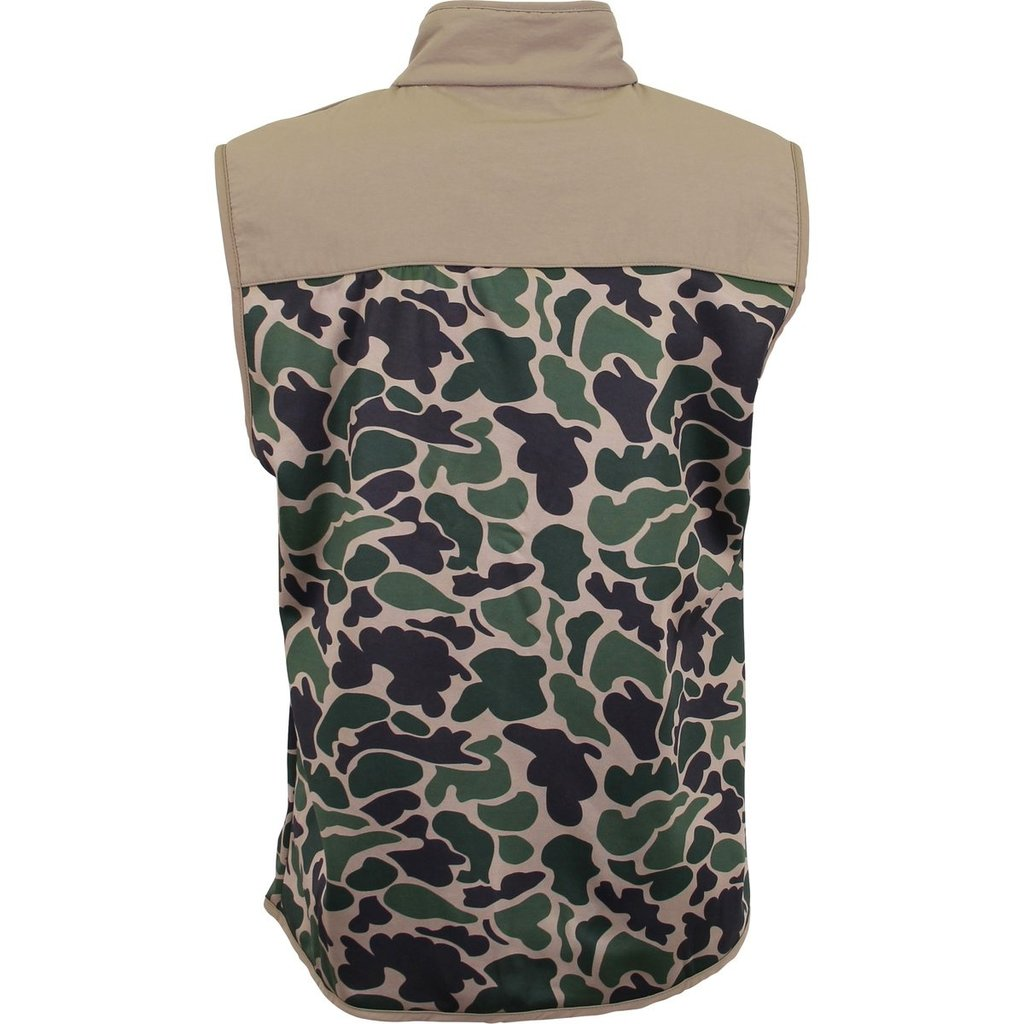 Marsh Wear Marsh Wear Fusion Fleece Vest