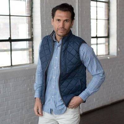 Oxford Clothing Co. Oxford Co. Ottley Quilted Vest