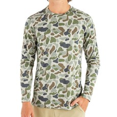 Free Fly Apparel Free Fly Apparel Bamboo Lightweight L/S Tee (Camo)