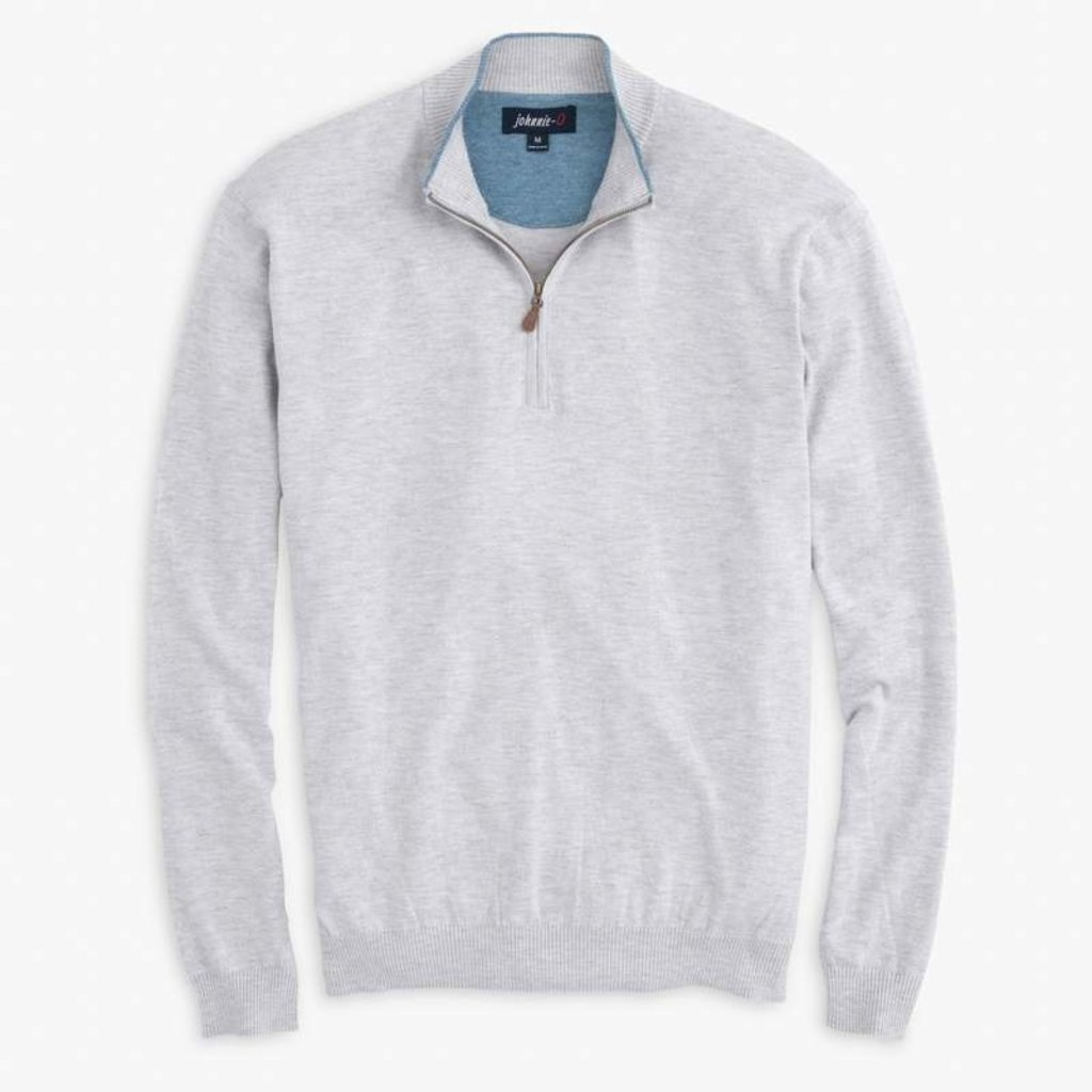 johnnie-O johnnie-O Bailey 1/4 Zip Sweater