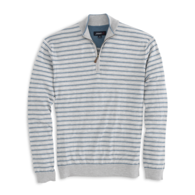 johnnie-O johnnie-O Griffen 1/4 Zip Sweater