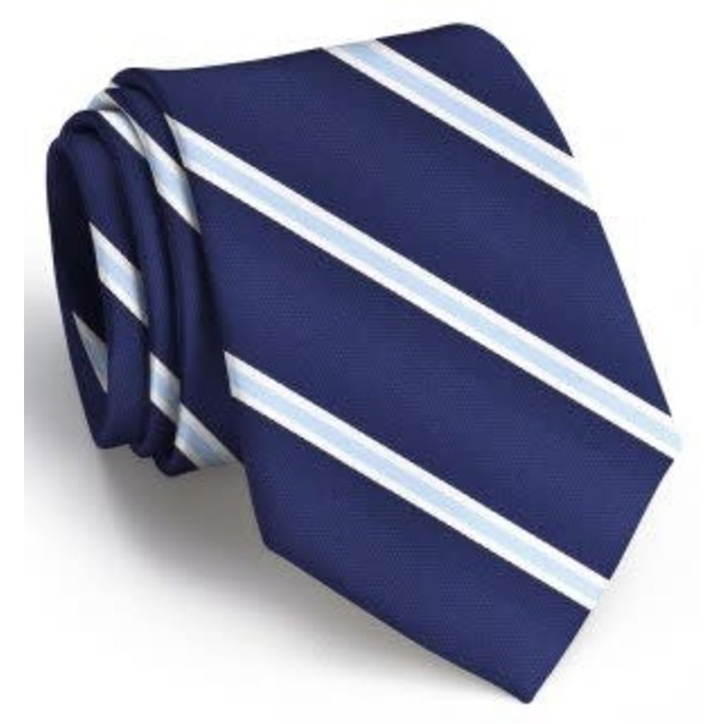 Bird Dog Bay Bird Dog Bay James Necktie  (Navy/Blue)