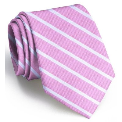 Bird Dog Bay Bird Dog Winning Streak Necktie (Pink)