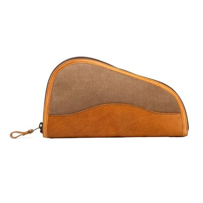 White Wing White Wing Waxed Canvas Pistol Case
