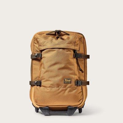 Filson Filson Dryden 2-Wheeled Carry-On Bag (Whiskey)