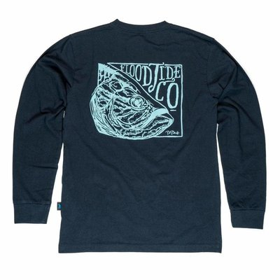 Flood Tide Co. Flood Tide Co. Legacy King LS Tee