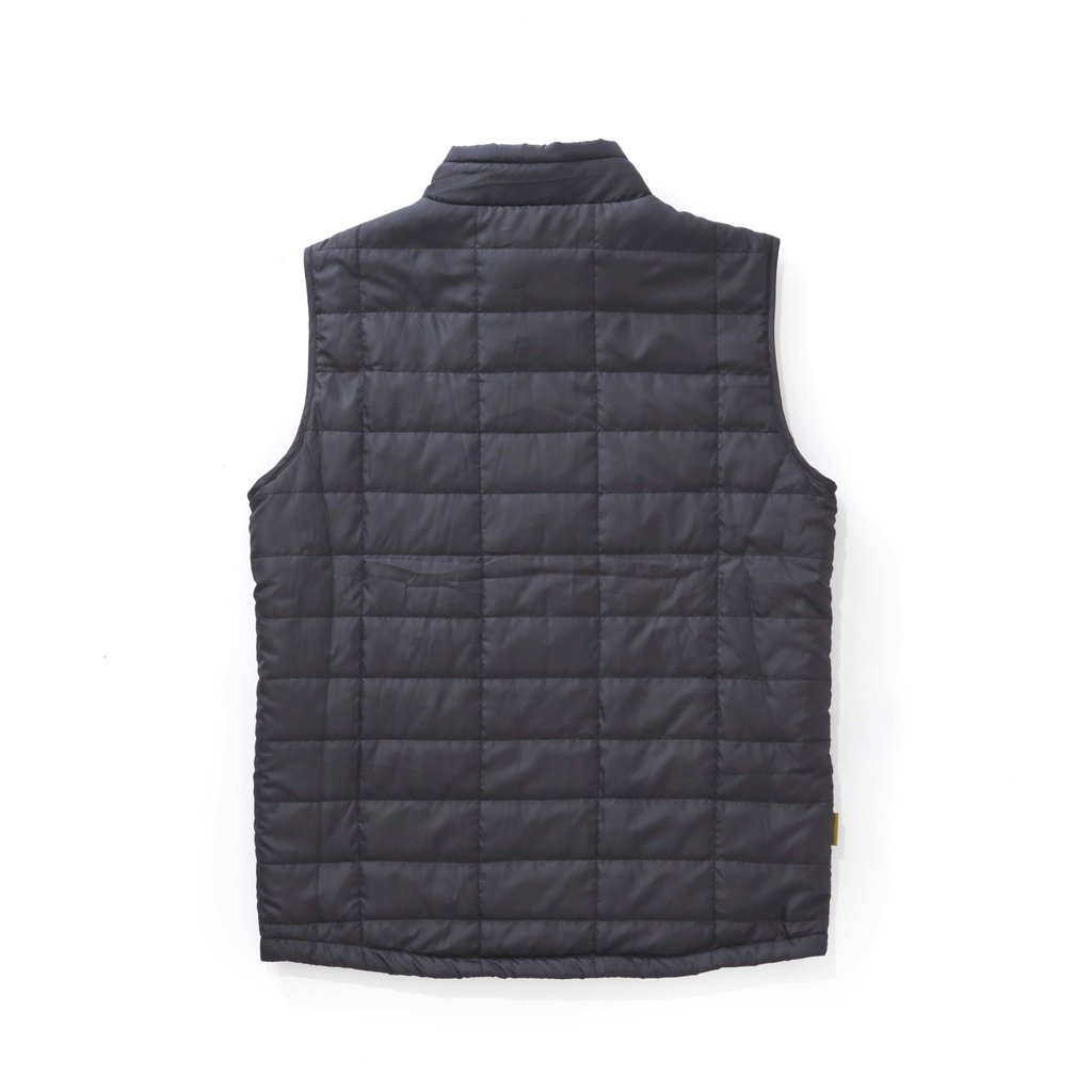 The Sporting Gent TSG Midszn Vest (Black)