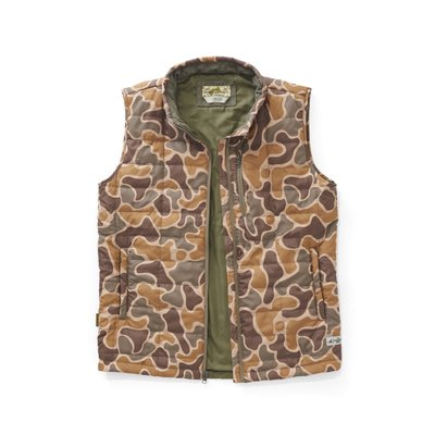 The Sporting Gent TSG Midszn Vest (Oxbow Camo)