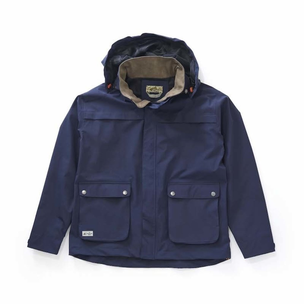 The Sporting Gent TSG Havenfield Shell (Navy)