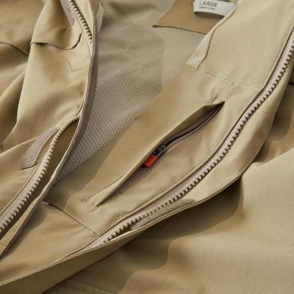The Sporting Gent TSG Havenfield Shell (Field Khaki)