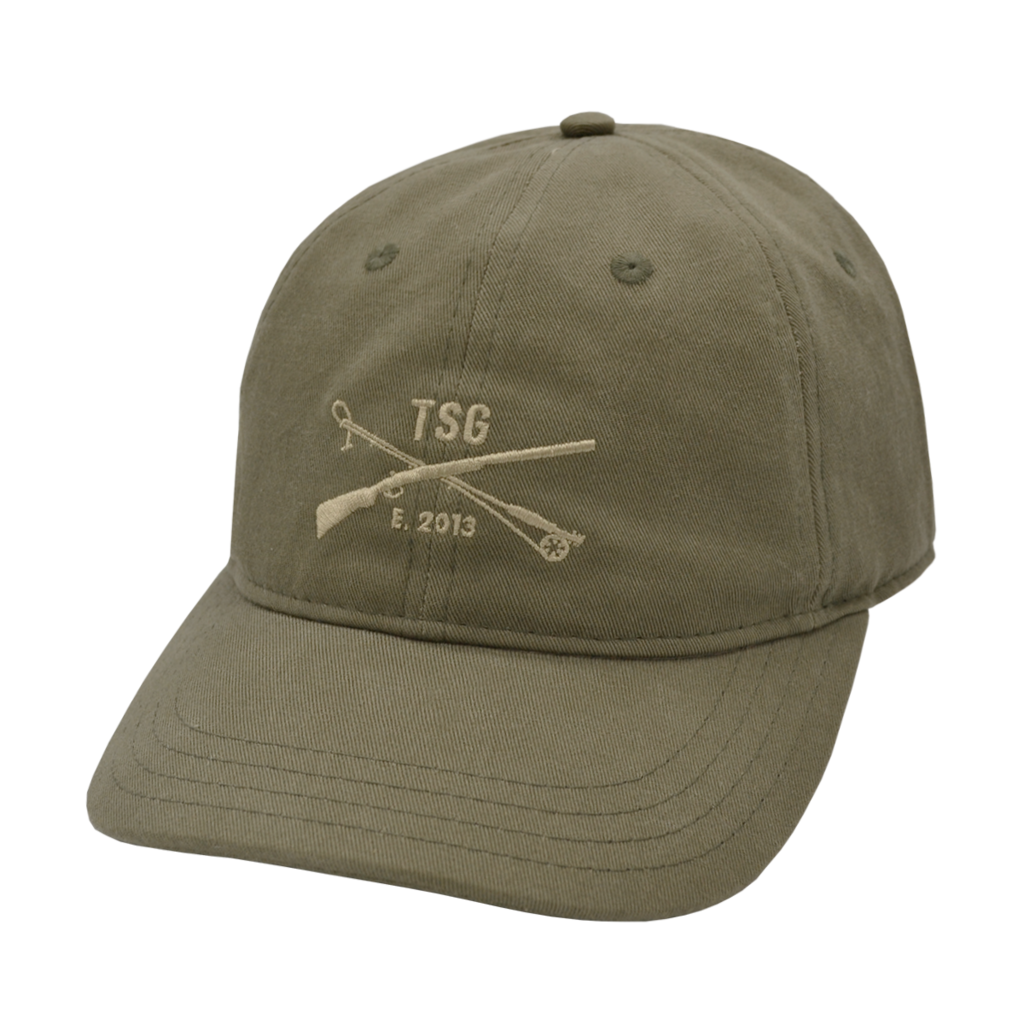 The Sporting Gent TSG Blast N Cast Hat (Olive)