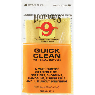 Hoppe's Hoppe's Rust & Lead Cleaning Cloth